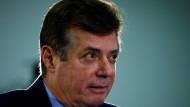 Trumps Wahlkampfmanager Manafort hat als Berater unter andern für Janukowitsch gearbeitet.