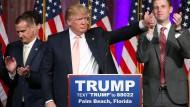 Dass Donald Trump die Nummer eins der Republikaner wird, ist noch nicht beschlossen.