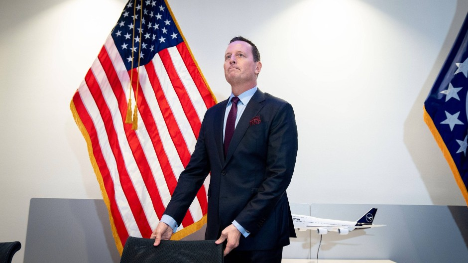 Richard Grenell im Januar in Berlin