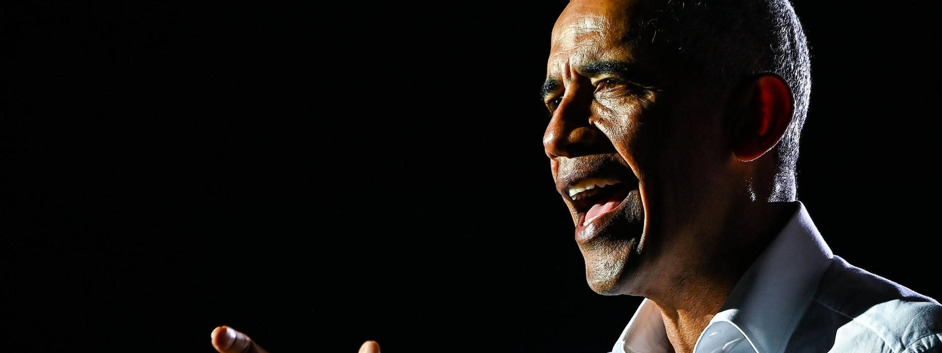 """""""Meine Anwesenheit im Weißen Haus hat eine Panik ausgelöst"""""""