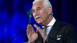 Früherer Trump-Berater Roger Stone festgenommen