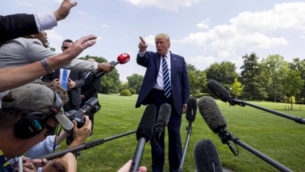 Trumps Hetze rächt sich