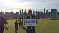 Konstantin Rutz wollte wissen, wie der amerikanische Vorwahlkampf funktioniert und stürzte sich als Wahlhelfer für Bernie Sanders in New York ins Getümmel.