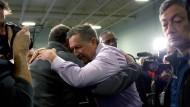 John Kasich, Gouverneur von Ohio, setzt auf einen versöhnlichen Wahlkampf.