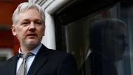 Wikileaks-Gründer Assange hat für Hillary Clinton nichts übrig.