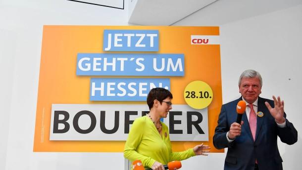 Kehrt die CDU auch vor der eigenen Haustür?