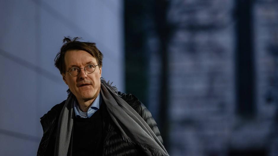Droht mit Ende der Regierung: SPD-Politiker Karl Lauterbach