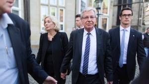 Die Hochburg der SPD zeigt Risse