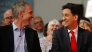 Labour zieht in Umfragen an den Tories vorbei