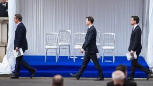 Wer mit wem in London regieren könnte