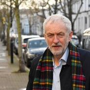 Jeremy Corbyn am Samstag in London