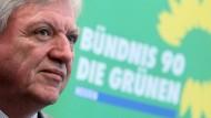 Will nichts überhöhen (aber auch nichts kleinreden): Volker Bouffier (CDU) sieht für Schwarz-Grün eine Perspektive auf Bundesebene