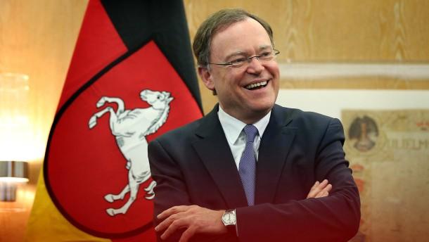 Konstituierende Landtagssitzung in Niedersachsen