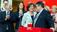 Maly Dreyer wird nach der Landtagswahl in Rheinland-Pfalz ein Aushängeschild der SPD.