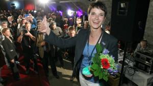 Die AfD stürmt in den Landtag, FDP und NPD verfehlen den Einzug