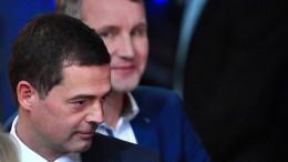 Höcke bietet CDU und FDP Minderheitsregierung an