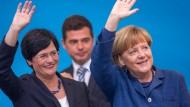 Merkel warnt vor Regierung der Linken in Thüringen