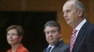 Gabriel: Keine Einmischung in Entscheidungen der SPD-Landesverbände