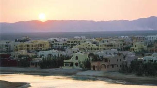Urlaub in El Gouna, Ägypten