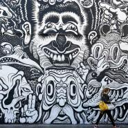 Gentrifizierung mit der Spraydose: Erst kommen die Künstler, dann die Hipster.