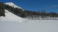 Von harmlos bis höllisch: In der Ramsau werden alle Skifahrer glücklich, und das auch noch in unberührtem Schnee.