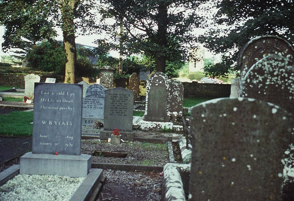 A cold Eye on Life and Death: Yeats' Grab in Drumcliffe.