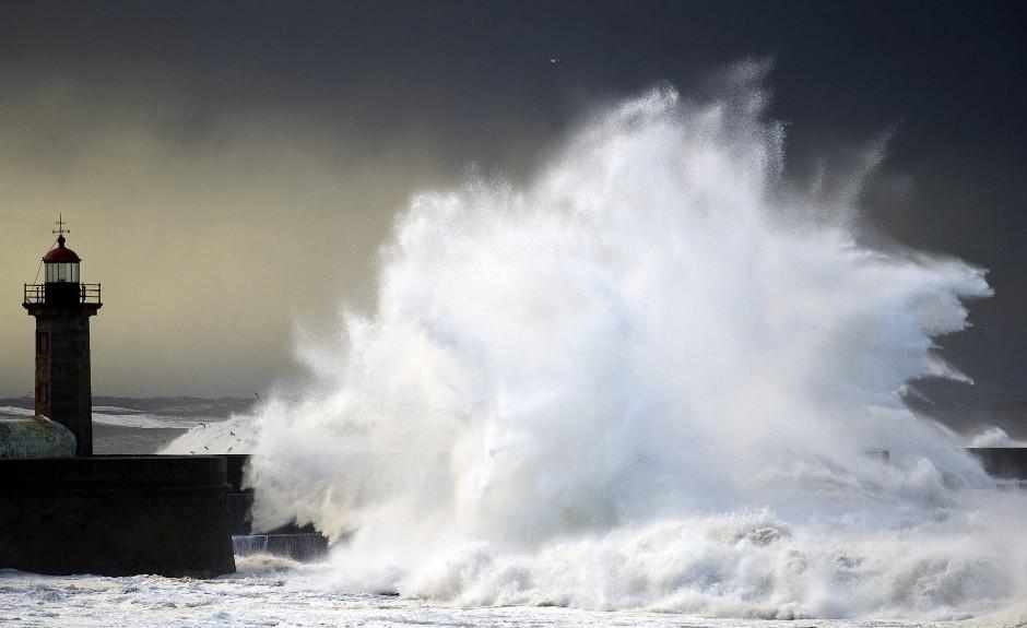 Rauhe Küste, bukolisches Land: Den Menschen in Nordportugal blieb gar nichts anderes übrig, als tollkühne Seefahrer zu werden.
