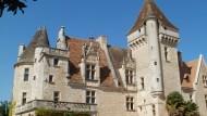 Genauso sieht mein Traumschloss aus: Das zumindest sagte sich die Tänzerin Josephine Baker, die sich in das Château des Milandes verliebte und es sofort kaufte.