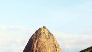 Die schönen Kurven von Rio de Janeiro