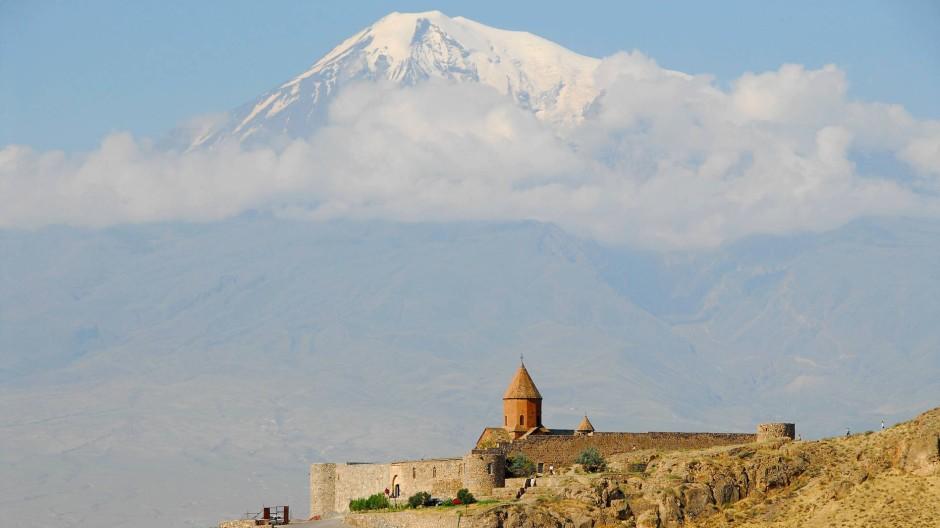 Armenien Noahs Arche Und Gottes Hammer