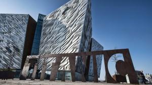 Von Iren gebaut, von Engländern versenkt
