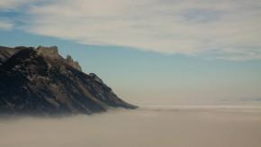 Der Säntis, erster Gipfel der Alpen, Rampe in den Himmel. Was liegt näher, als in einem Tag vom Ufer des Bodensees auf seine Spitze zu wandern?