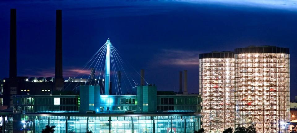 Typisch Deutsch Die Autostadt Wolfsburg