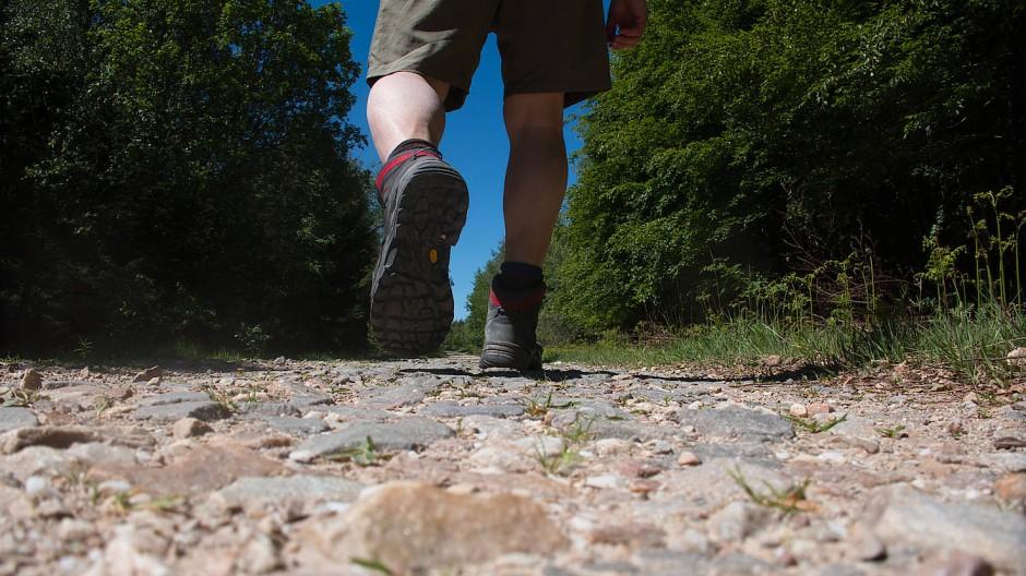 Historisches Pflaster: der Ausoniusweg in Rheinland-Pfalz.
