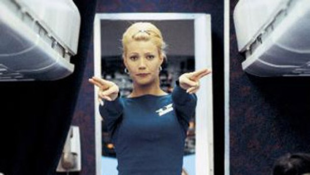 Gwyneth Paltrow Flight Girls