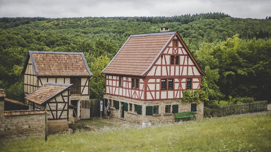 Irreal museal: Das Rheinland-Pfälzische Freilichtmuseum bei Bad Sobernheim
