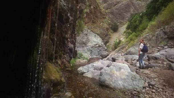 La Palma - Nationalpark Caldera de Taburiente