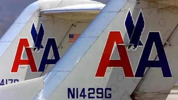 American Airlines steht vor dem Konkurs