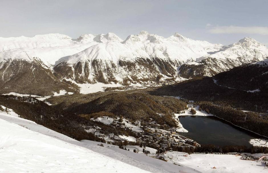 Günstiger und besser werden, mehr bleibt St. Moritz nicht übrig. Denn es konkurriert heute auch mit Skiorten wie St. Barth.
