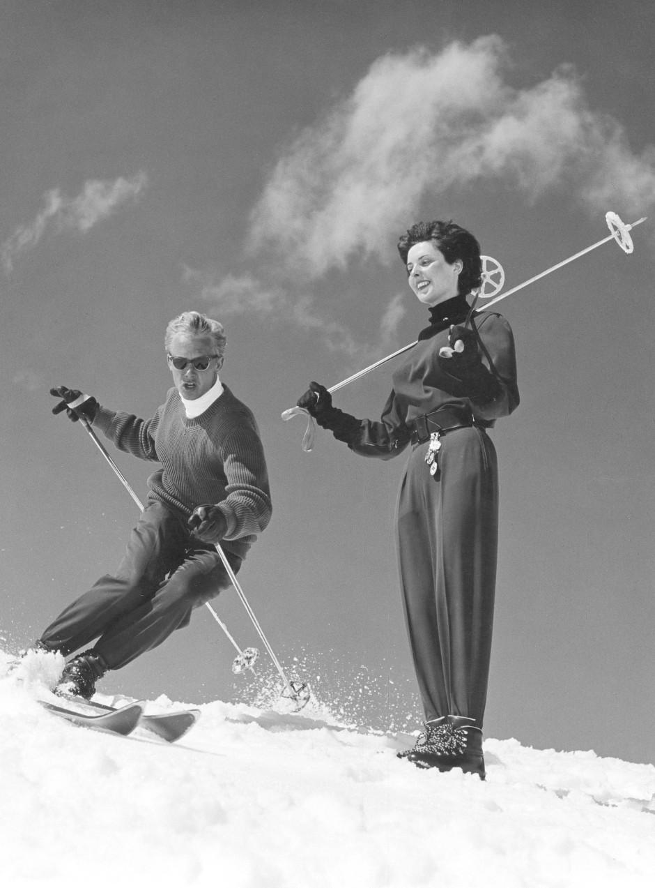 """Wie geht es weiter? """"Schon die nächste Generation wird Wintersport in der heutigen Form wohl nicht mehr betreiben können"""", sagt ein Klimaforscher."""