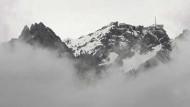 Rekordberg aber kein Wahrzeichen: Die Zugspitze