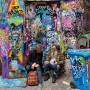 Stadt als Gesamtkunstwerk: Melbourne gilt als Hauptstadt der Street-Art.