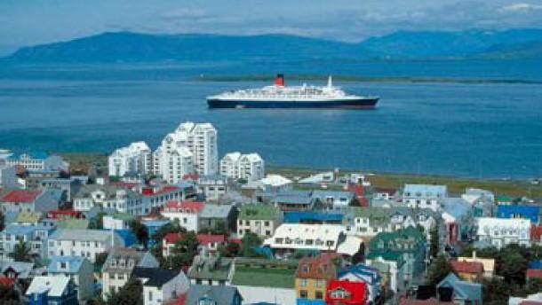 Reykjavik - Tag und Nacht volles Programm