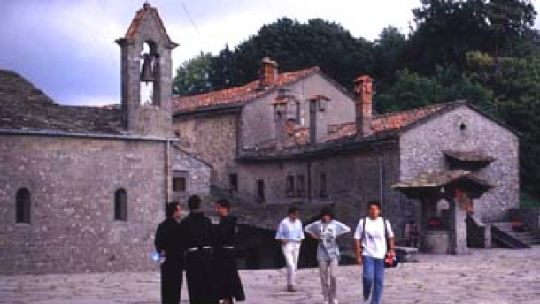 Urlaub in italienischen Klöstern