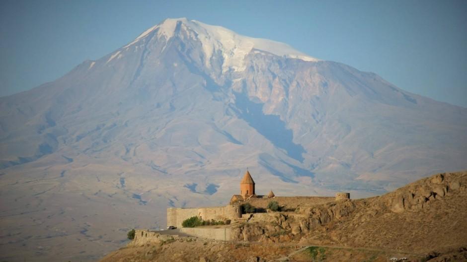 Ostern In Armenien Im Schatten Des Berges Ararat Reise Faz