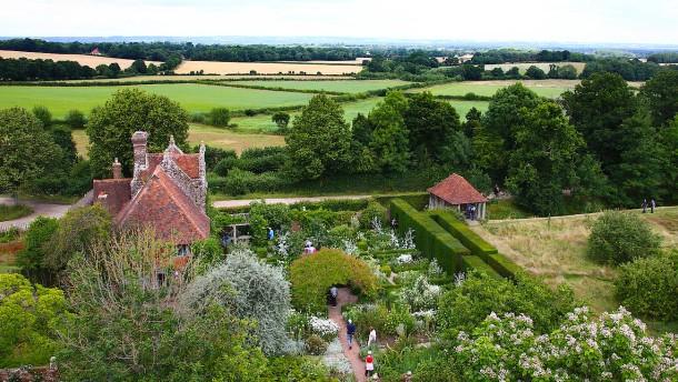 Unser England ist ein Garten