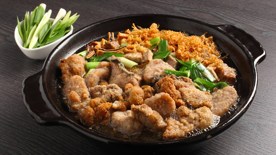 Geradlinigkeit in dritter Generation: Das Golden Formosa serviert Hausmannskost auf höchstem Niveau.