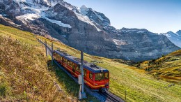Keine Grüße aus Grindelwald