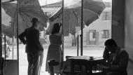 Café in Rosolina, 1954