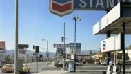 Wie alles begann: die Kreuzung La Brea und Beverly